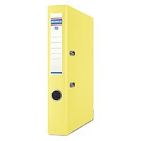 "Реєстратор Регистратор ""MASTER-S"" DONAU А4, ширина торця 50 мм, жовтий"