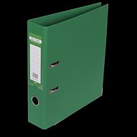 """Реєстратор двосторонній """"ELITE"""" BUROMAX, А4, ширина торця 70 мм, зелений"""