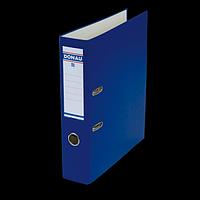 """Реєстратор """"MASTER"""" DONAU А4, ширина торця 50 мм, світло-синій"""