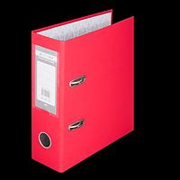 Реєстратор односторонній А5 JOBMAX, ширина торца 70мм, червоний