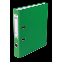 Реєстратор односторонній А4 JOBMAX, ширина торца 50мм, зелений
