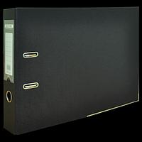 """Реєстратор двосторонній """"ELITE"""" BUROMAX, А3, ширина торця 70 мм, чорний"""