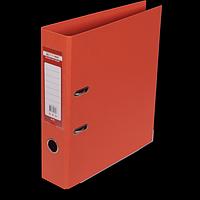 """Реєстратор двосторонній """"ELITE"""" BUROMAX, А4, ширина торця 70 мм, помаранчевий"""