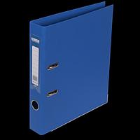 """Реєстратор двосторонній """"ELITE"""" BUROMAX, А4, ширина торця 50 мм, синій"""
