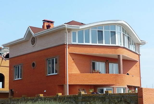 Монтаж гибридной (естественной и механической) вентиляции дома.