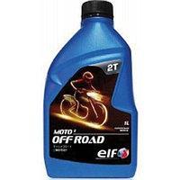 Моторное масло Elf MOTO 2T OFF ROAD п/с (Канистра 1л)