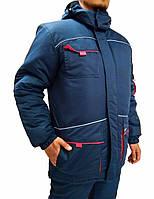 """Куртка утепленная """"Спецназ"""" с капюшоном"""