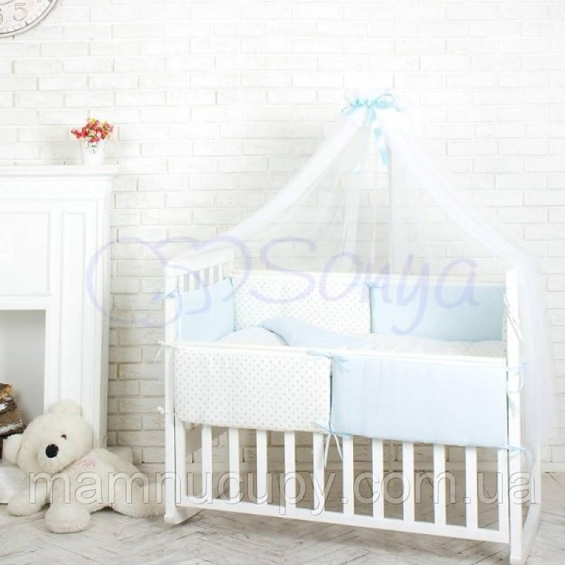 Комплект Comfort Мечта голубой