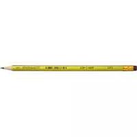 Олівець чорнографітовый ORIENTAL HB з гумкою