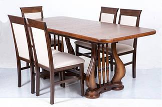 Стол обеденный Арфа 140/190*85 ТМ МиксМебель, фото 3