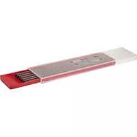Грифелі для цангового олівця 2В, 2 мм, 12шт