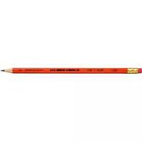 Олівець чорнографітовый Astra HB з гумкою