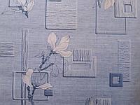 Шпалери паперові Ексклюзив 060-02 блакитний, фото 1