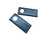 Нож косилки роторной Z-169 (Польша)   8245-036-010-454 (5036010450)