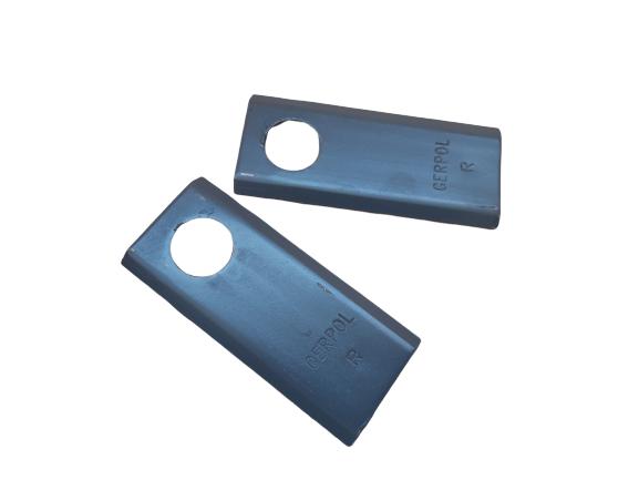 Нож косилки роторной Z-169 (Польша)   8245-036-010-454 (5036010450), фото 1