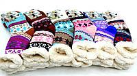 Детские носки с новогодними рисунками  YW 811, фото 1