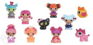Набор с куклами Крошками Lalaloopsy Забавные истории