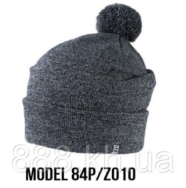Шапка Ozzi pompon № 84P, шапка с балабоном