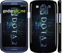 "Чехол на Samsung Galaxy S3 i9300 Dota 2 v2 ""2838c-11"""