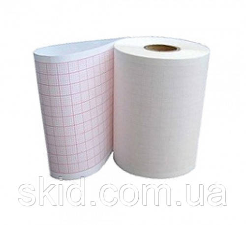 Бумага для Электрокардиограммы 110х25