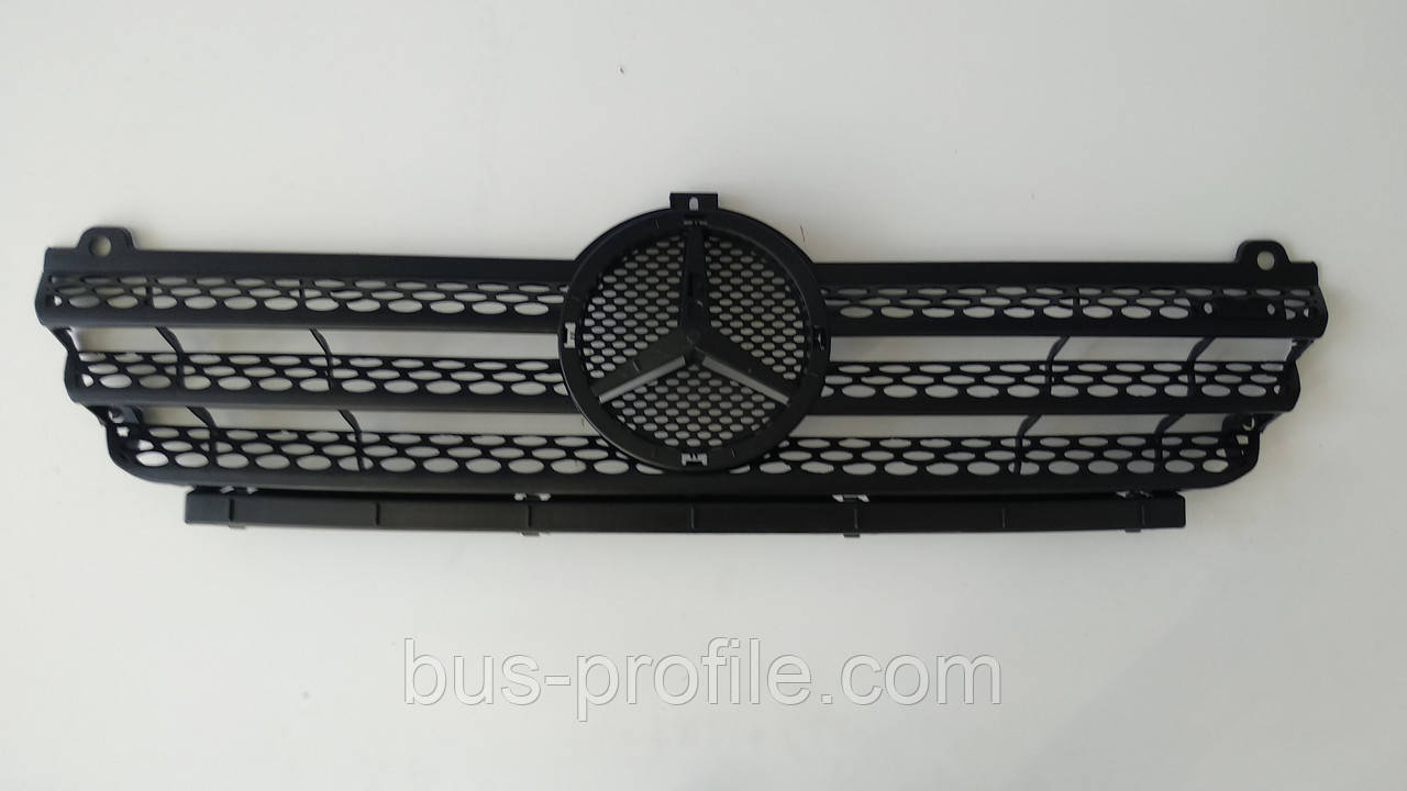 Решетка радиатора MB Sprinter CDI 03-06 — Solgy — 304007