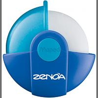 Ластик ZENOA у поворотному захисному футлярі