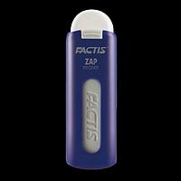 Гумка ZAP в пластиковому футлярі, колір асорті
