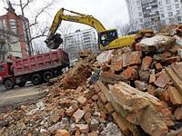 Вывоз строительного мусора Днепропетровск.