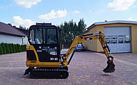 Мини-экскаватор CAT 301.8C 2007 года
