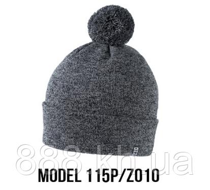 Шапка Ozzi pompon № 115P, шапка с балабоном