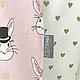 Комплект постельного белья в стандартную кроватку Shine Алиса розовый ТМ «Маленькая Соня», фото 7