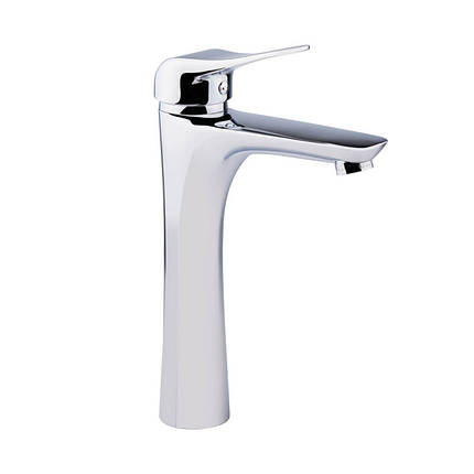 Смеситель для умывальника Q-tap Integra CRM 001XL, фото 2