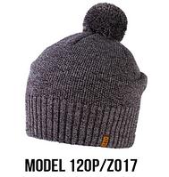 Шапка Ozzi pompon № 120P, шапка с балабоном