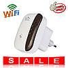 Безпровідний Wi-Fi репітер розширювач діапазону Wi-Fi мережі / Підсилювач Wi-Fi (WF-09)