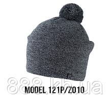 Шапка Ozzi pompon № 121P, шапка с балабоном