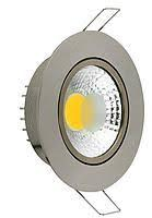 Светодиодный встраиваемый светильник круг 3W Lilya-3 Horoz Electric HL698LE