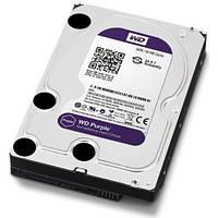 """Жесткие диски / Western Digital / WD40PURZ / 3.5"""" / WD Purple / 4TB / SATA 6Gb/s / 64MB / Внутренний / Bulk"""