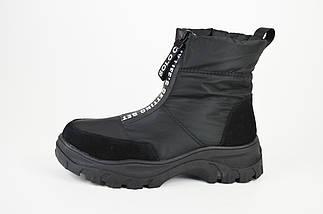 Ботинки плащовка черные Lonza 3951570, фото 2