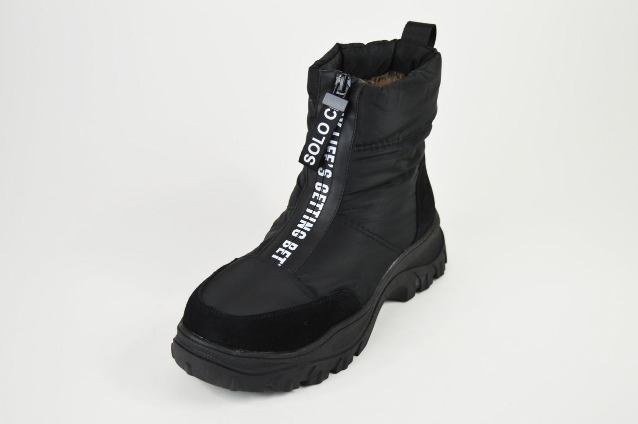 Ботинки плащовка черные Lonza 3951570