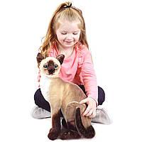 Мягкая игрушка Сиамская кошка Siamese Cat