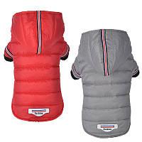 Теплая одежда для маленьких собак ветрозащитная  одежда для собак, курта для собак, жилетка для щенков,