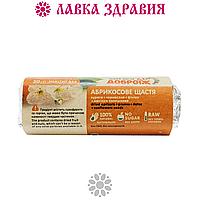 """Корисний батончик """"Абрикосове щастя"""", 50 г, ТМ Доброїж"""