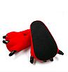 Домашние тапочки лапки кигуруми Красные, фото 3