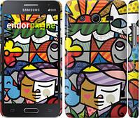 "Чехол на Samsung Galaxy Core 2 G355 Витраж ""2836c-75"""