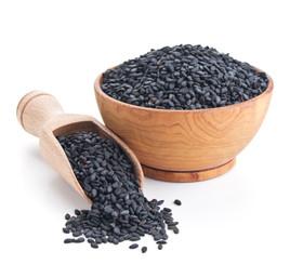 Кунжут черный, 1 кг ХоРеКа