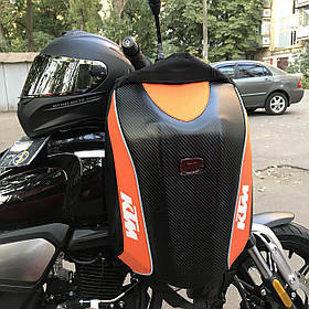 Защитный Мото рюкзак Ktm