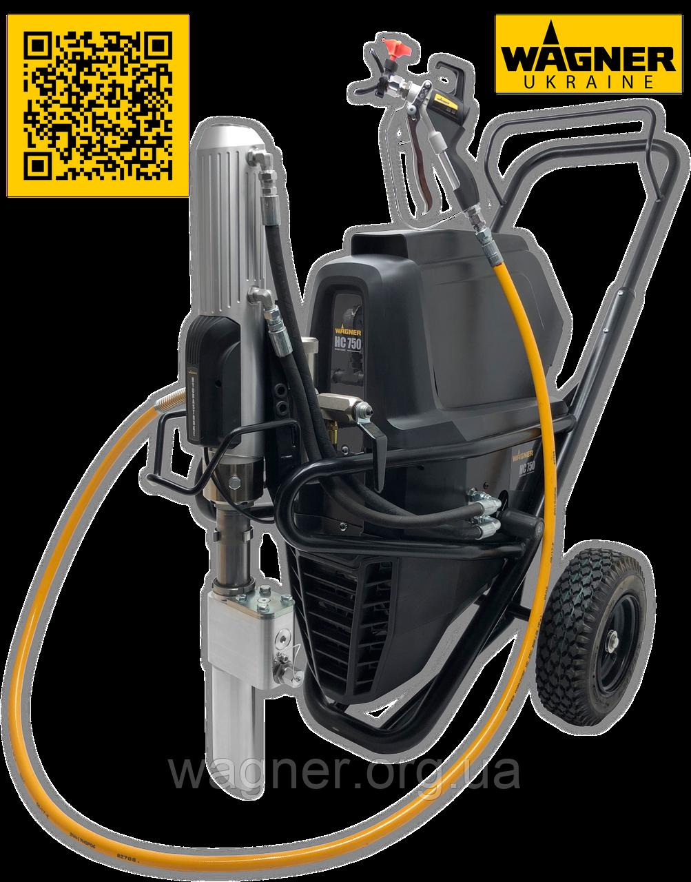 Гидропоршневой агрегат HC 750 E  (электрический привод) Скидка 10%! Количество ограничено!