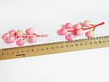 Веточка брусники розовая, фото 2