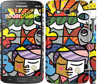 "Чехол на Samsung Galaxy Grand 2 G7102 Витраж ""2836c-41"""