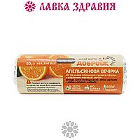 "Корисний батончик ""Апельсинова вечiрка"", 50 г, ТМ Доброїж"